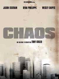 French CHAOS poster