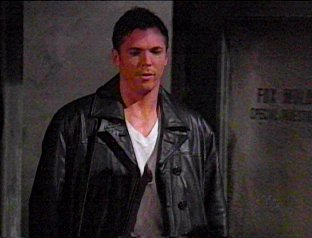 Krycek appears